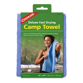 Coghlan's - Deluxe Camp Towel - Blue