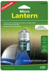 Coghlan's - LED Micro Lantern - Multi Colours