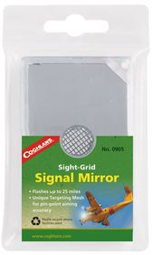 Coghlan's - Sight-Grid Signal Mirror