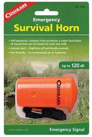 Coghlan's - Emergency Survival Horn - Orange