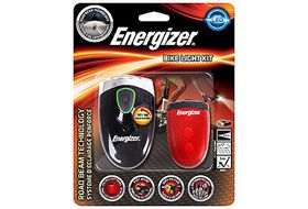 Energizer - LED Bike Light Kit - Black & Red