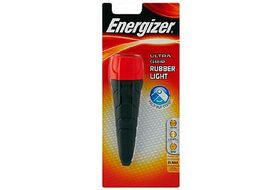 Energizer - RBR23A New Ultra Grip Rubber Light 2AAA - Red & Black