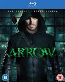 Arrow: The Complete First Season (Import Blu-ray)