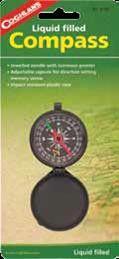Coghlan's - Pocket Compass - Plastic