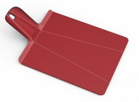 Joseph Joseph - Chop2Pot Plus Red Folding Chopping Board - Red - Small