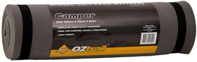 OZtrail - Earth Mat Camper 8mm - Black