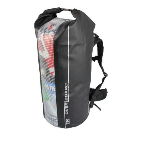 404d2b40db Overboard - Waterproof Backpack 60L Dry Tube with Window