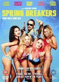 Spring Breakers (Import DVD)