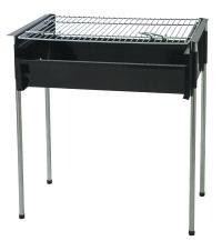 Metalix - Adjustable Braai Large - Black