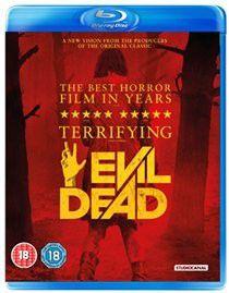 Evil Dead 2013 (Import Blu-ray)