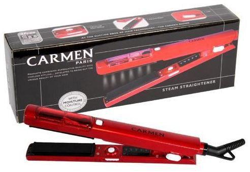 Carmen Steam Straightener Red Buy Online In South