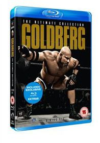 WWE: Goldberg - The Ultimate Collection (Import Blu-ray)