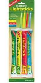 Coghlan's - Lightsticks Pack of 4 - Assorted
