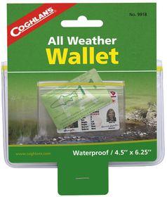 Coghlan's - Weatherproof Wallet