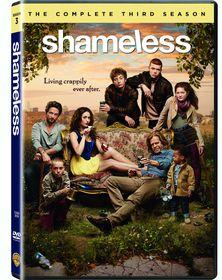 Shameless Season 3 (USA) (DVD)