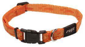 Rogz - Alpinist 11mm Dog Collar - Orange