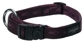 Rogz - Alpinist 20mm K2 Dog Collar - Purple