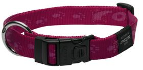 Rogz - Alpinist 25mm Dog Collar - Pink