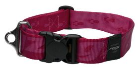 Rogz - Alpinist 40mm Dog Collar - Pink