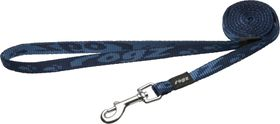 Rogz - Alpinist 11mm Fixed Dog Lead - Blue