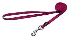 Rogz - Alpinist 11mm Fixed Dog Lead - Pink