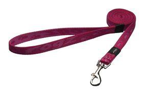 Rogz - Alpinist 16mm Fixed Dog Lead - Pink