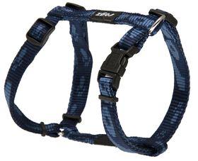 Rogz - Alpinist 11mm Dog H-Harness - Blue