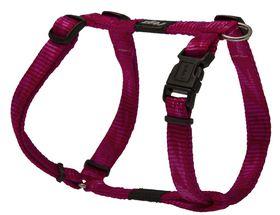 Rogz - Alpinist 11mm Dog H-Harness - Pink