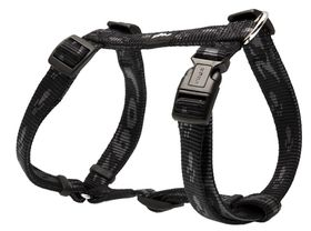Rogz - Alpinist 16mm Dog H-Harness - Black