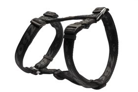 Rogz - Large Alpinist K2 Dog H-Harness - 20mm Black