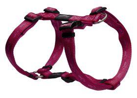 Rogz - Alpinist 20mm Dog H-Harness - Pink