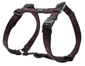 Rogz - Alpinist Everest Dog H-Harness - Extra-Large - 2.5cm Purple