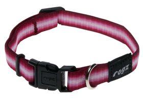 Rogz Pavement Special Midget Dog Collar Small - 11mm Pink