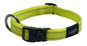 Rogz - Utility 25mm Dog Collar - Yellow