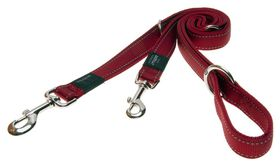 Rogz - Utility 20mm Multi-Purpose Lead - Red