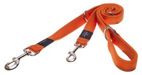 Rogz - Utility 11mm Multi-Purpose Lead - Orange