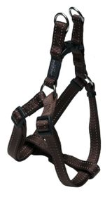Rogz - Utility 20mm Step-in Harness - Brown