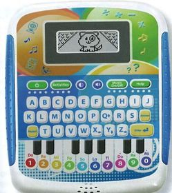 Winfun - Smart Kids Learning Pad - Multi Coloured