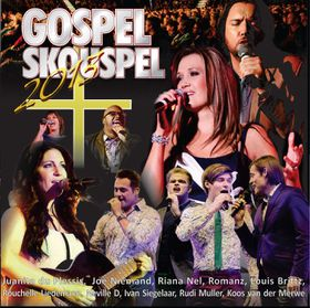 Gospel Skouspel 2013 - Various Artists (CD)