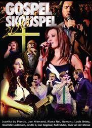 Gospel Skouspel 2013 - Various Artists (DVD)