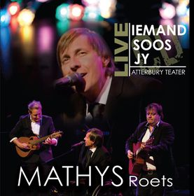 Mathys Roets - Iemand Soos Jy (CD)