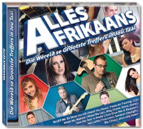 Alles Afrikaans - Various Artists (CD)