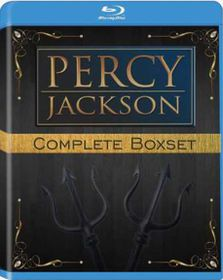 Percy Jackson Box Set (Blu-ray)