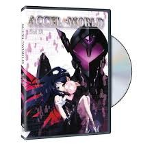 Accel World:Set 1 - (Region 1 Import DVD)