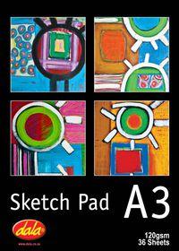 Dala Sketch Pad - A3