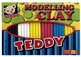Teddy Modeling Clay - 200g