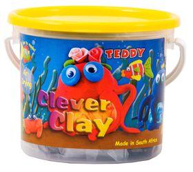 Teddy Clever Clay - 125g Bucket