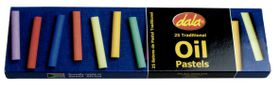 Dala Oil Pastels (Pack of 25)