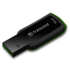 Transcend JetFlash 360 USB Flash Drive - 16GB