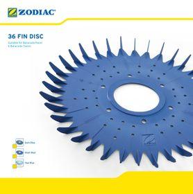 Zodiac - Disc 36 Fin Classic